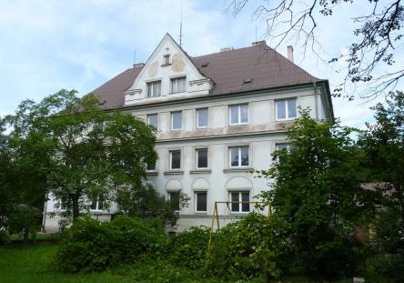 Bytový dům s 8 byty, podlahová plocha 1.300 m2,