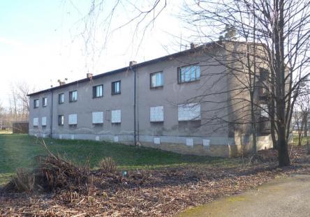 Bytový dům s 29 byty vel. 1+1 a 1+0, zastavěná
