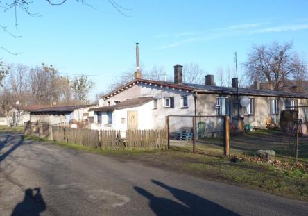 Dva bytové domy s 12 byty vel. 1+1 a 2+1, a