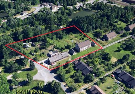 Dva bytové domy s 10 byty vel. převážně 1+1, o