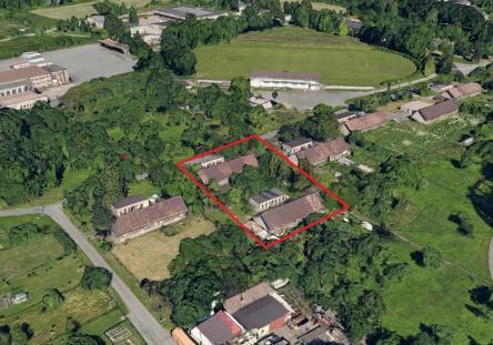 Dva bytové domy s 12 byty vel. 1+1 o výměrách cca