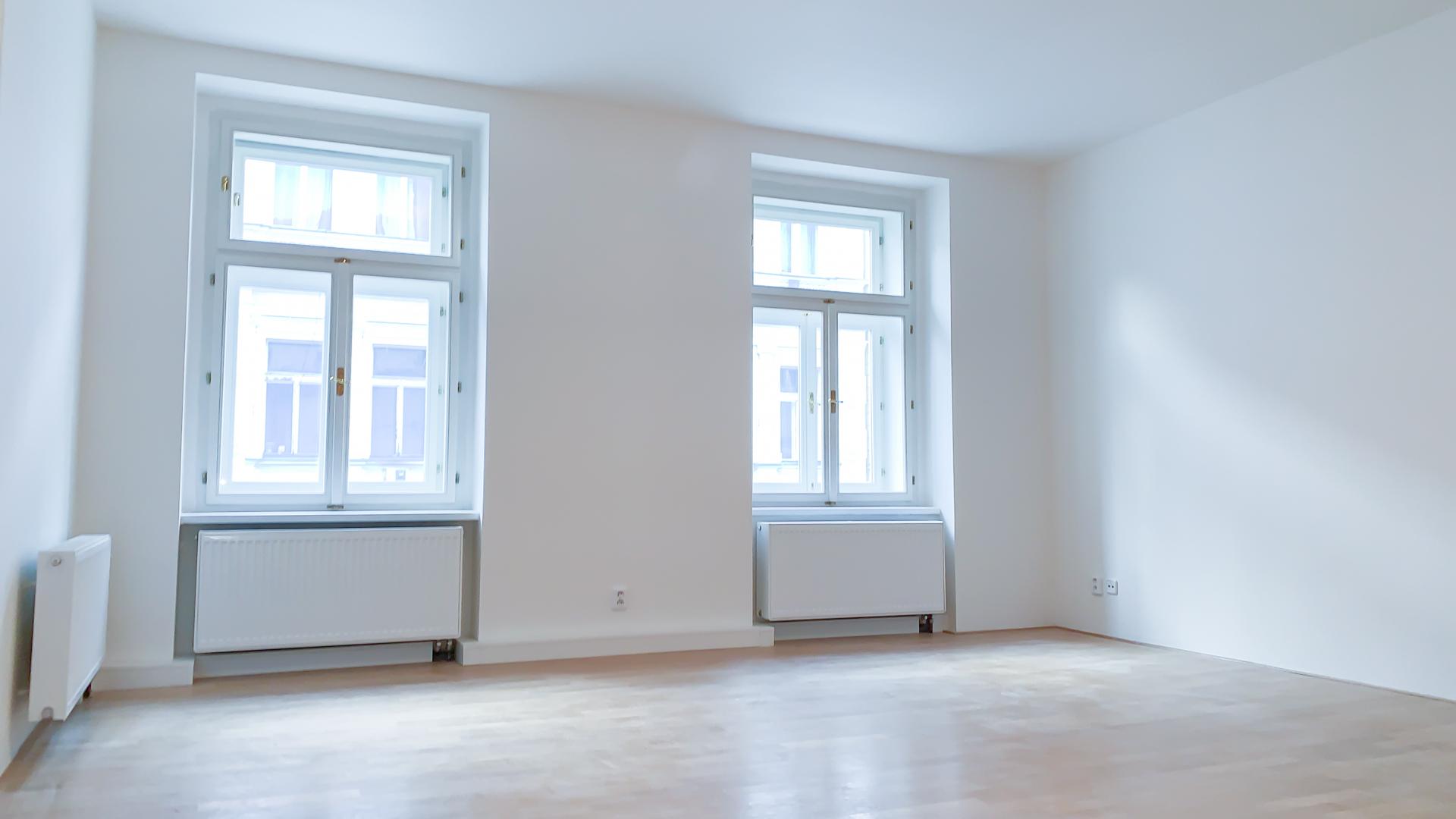 Městský byt 2+1