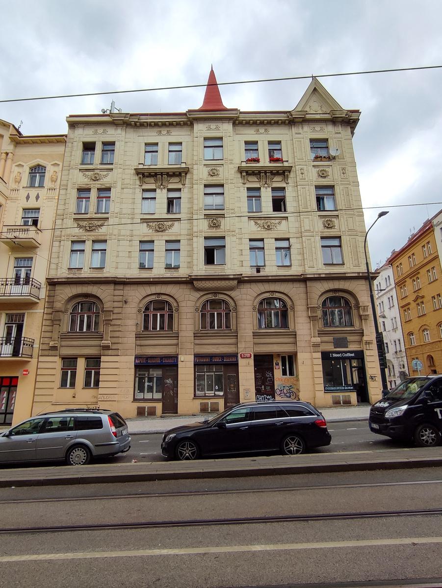 Městský byt 4+1, byt č. 5