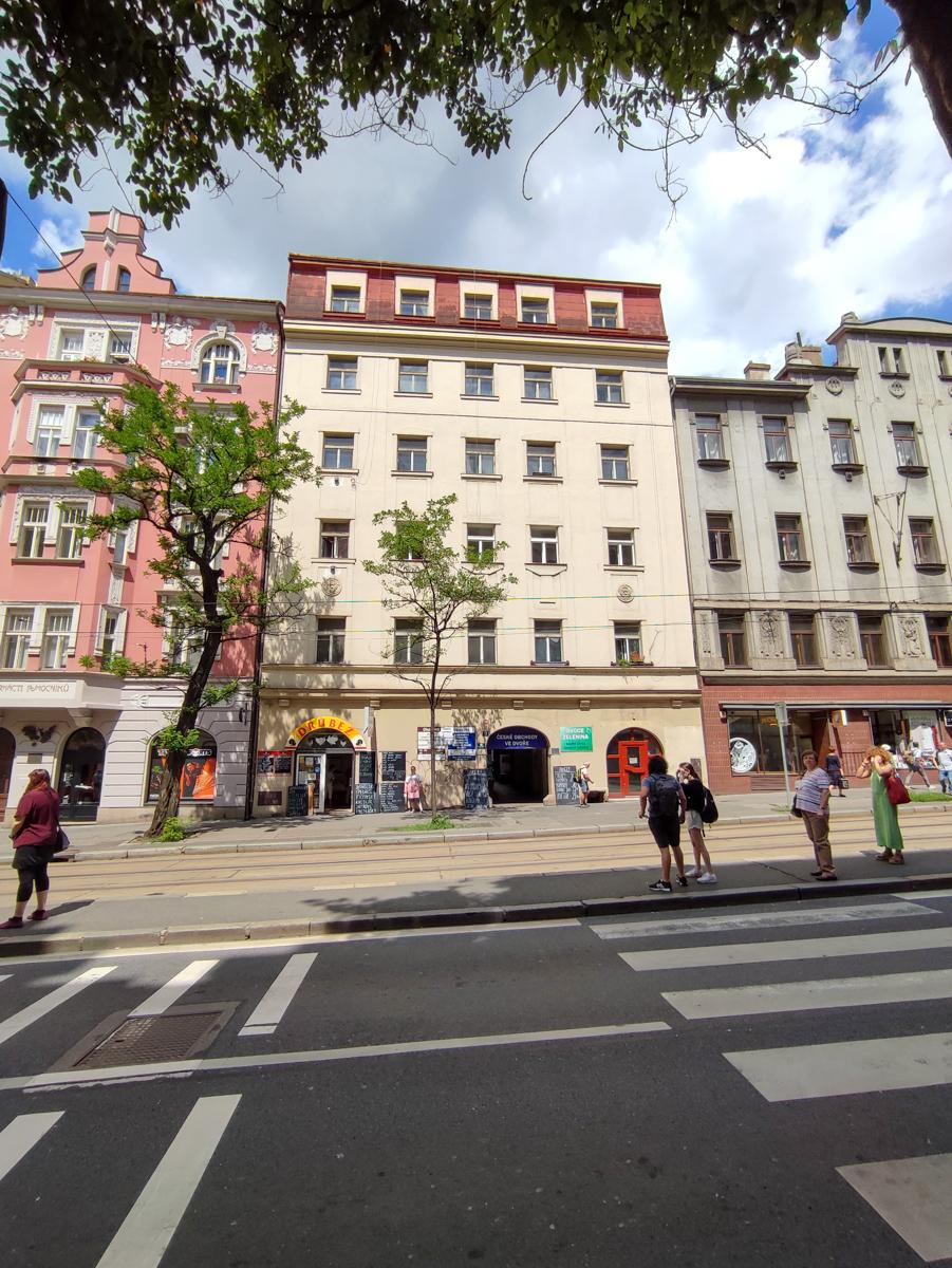 Městský byt 3+1, byt č. 3