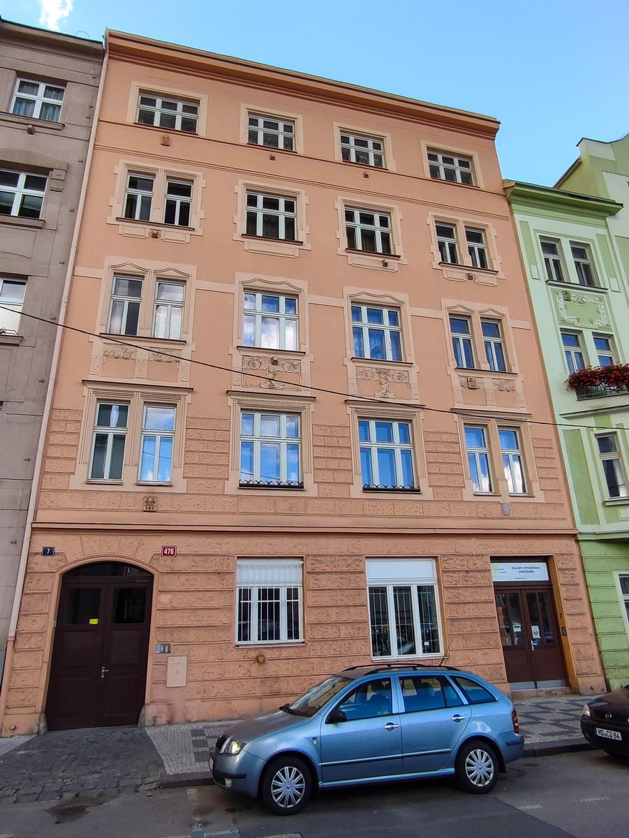 Městský byt 2+1, byt č. 10