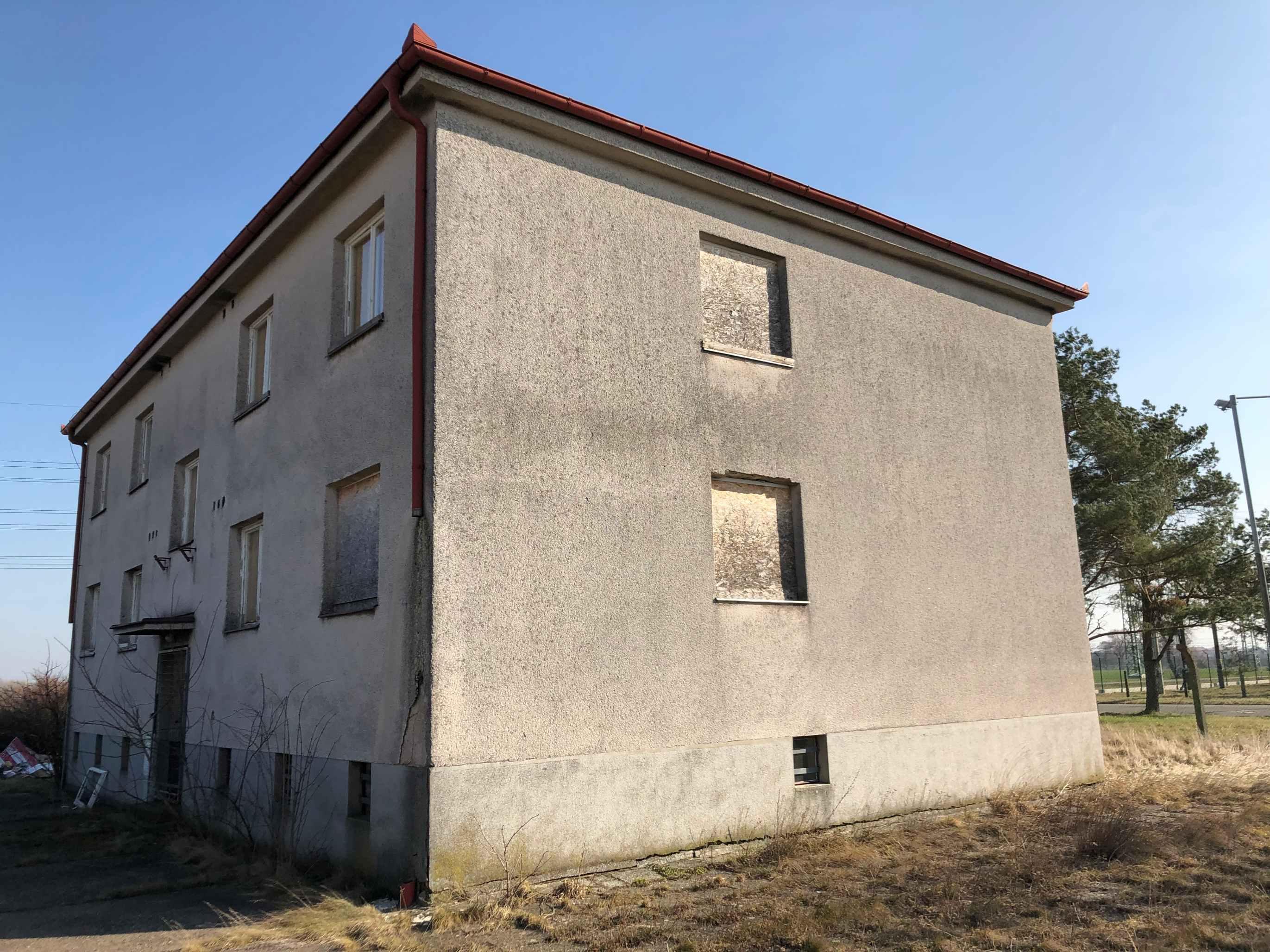 Vícebytový objekt se šesti bytovými jednotkami