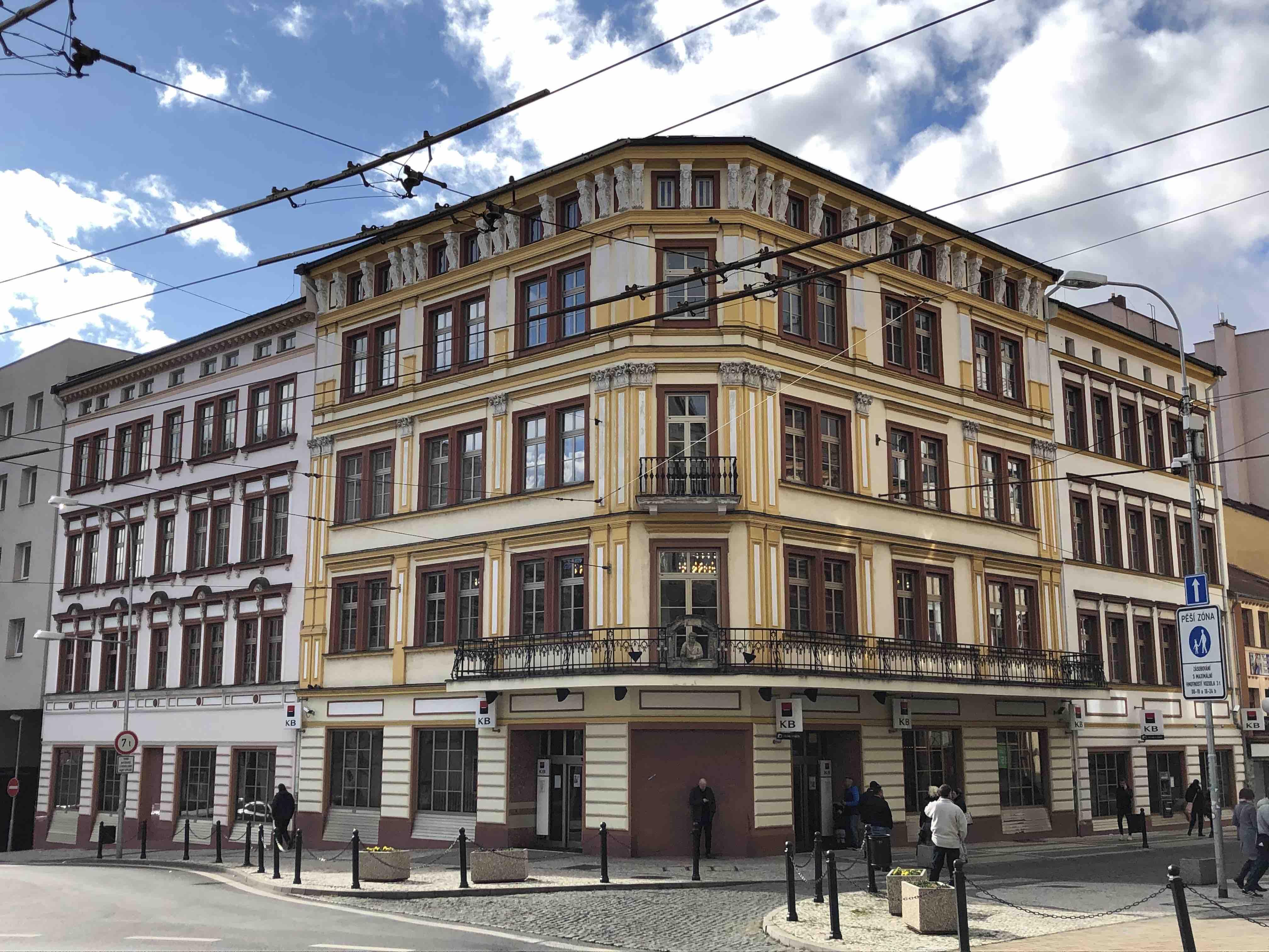 Administrativní budova KB